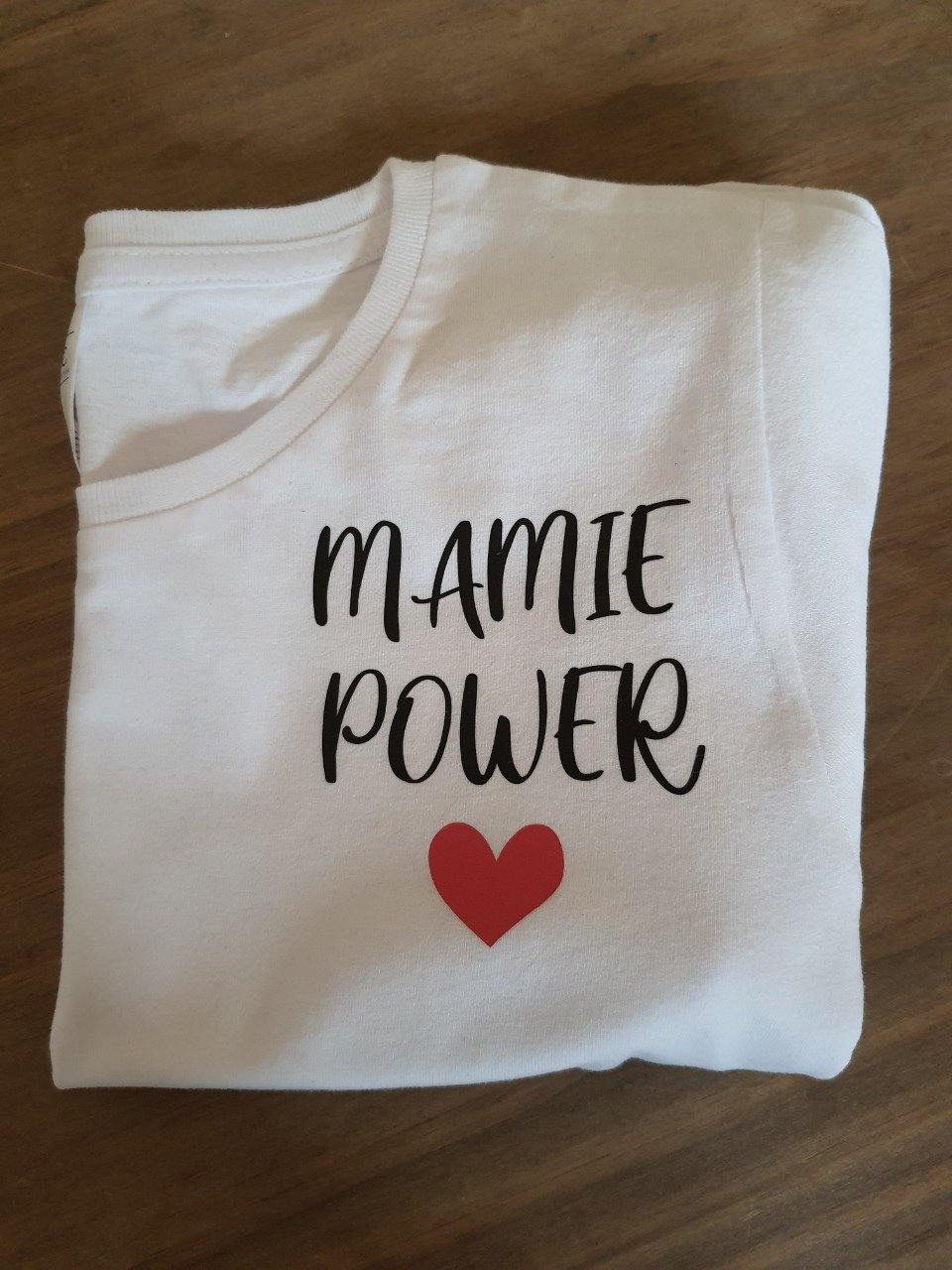 Tshirt Mamie Power